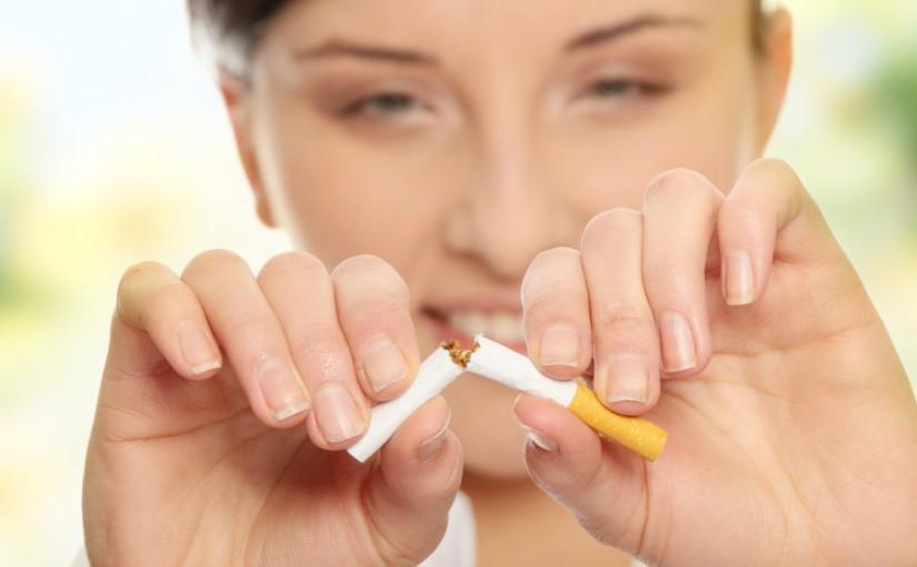 Das Rauchen aufgeben: Der perfekte Zeitpunkt für Frauen